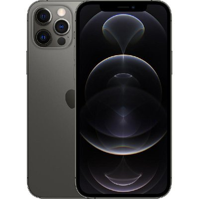 ابل ايفون 12 برو - اللون أسود - سعة 128 جيجابايت ،Graphite ، الجيل الخامس 5G